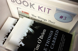 Book Kit #3 The Things the Carried