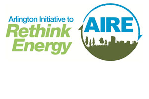 Arlington Initiative to Rethink Energy logo