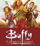 """book jacket: """"Buffy the Vampire Slayer"""""""