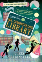 book jacket: escape from mr lemoncellos library