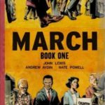 book jacket: march