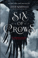 "cover of ""six of crows"""