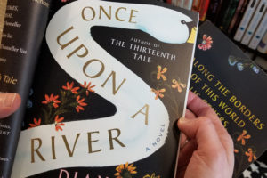 """cropped image of """"Once Upon a River"""""""