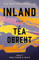 """Book Cover """"Inland"""""""