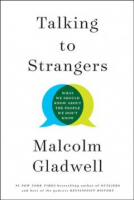 """book cover """"talking to strangers"""""""