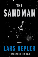 book cover: the sandman