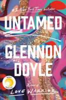 book cover for Untamed by Glennon Doyle