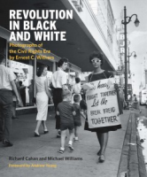 book cover: revolution in Black and White