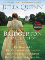 Book Cover: The Bridgerton collection