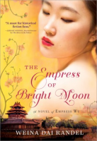 book cover: empress of bright moon