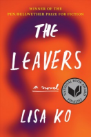 book cover: the leavers