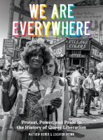 book cover; We Are Everywhere