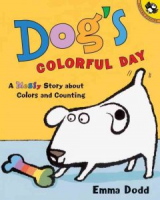 book cover: Dog's Colorful Day