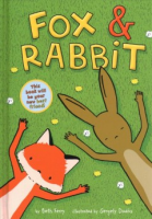 book cover: Fox and Rabbit