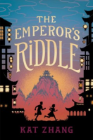 book cover: The Emperor's Riddle
