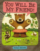 book cover: You Will Be My Friend