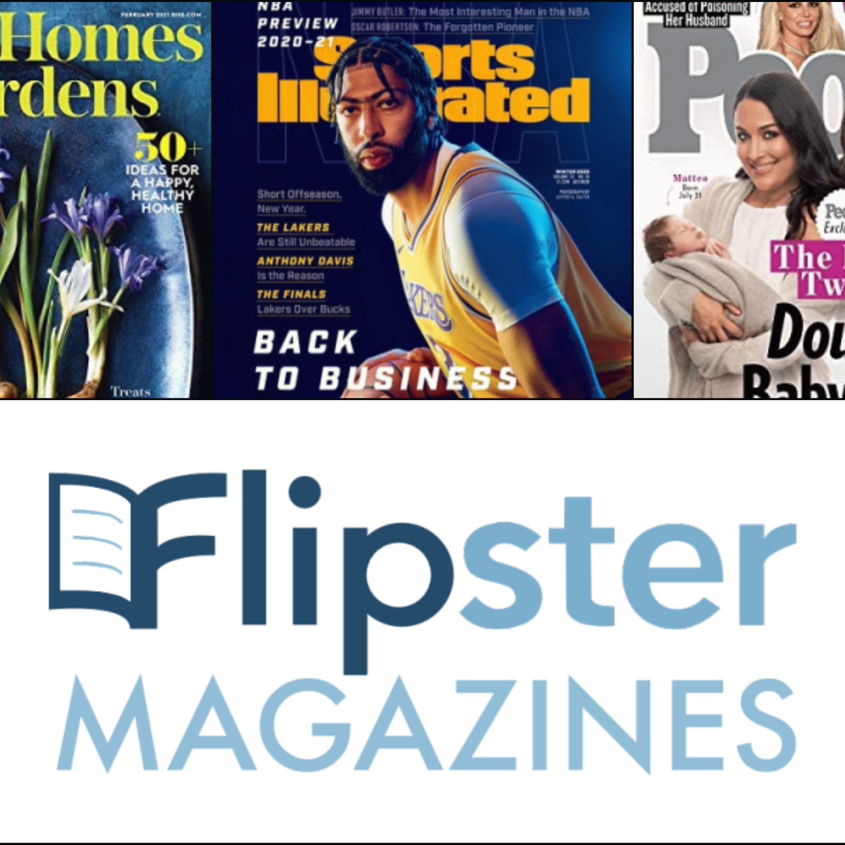 Flipster Featured